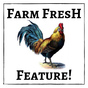Farm Fresh Feature Badge